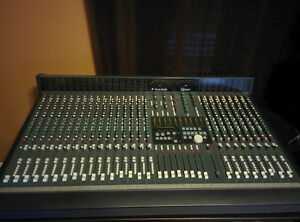 Recording / Mixing console