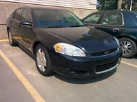 2006 chevrolet  Impala ss is a 303hp 5.3 V8 rare only 5600!!