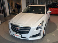 2015 Cadillac CTS Luxury AWD , Brand New. Clear Out Price
