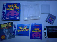 Space Invaders - Gameboy - CIB