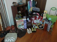 Yard Sale Items ***All sold together $80.00