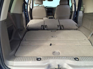 03 Ford Explorer EDDIE BAUER, 4X4, LEATHER, 7seat - FULLY LOADED Moose Jaw Regina Area image 8