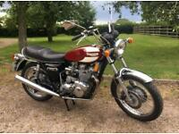 Triumph Trident T160 1975 Fully Restored. Classic British Motorcycle!