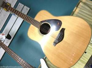 12 STRING GUITAR YAMAHA FG720S12 NEAR NEW CONDITION $250 PAID$649 Port Lincoln Port Lincoln Area Preview