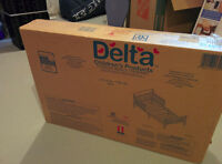 Delta Canton Collection White Toddler Bed | Brand New Sealed!