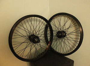 BMX Wheelset : Sun Ringle 6061 Alloy 406 x 35mm *NEW / NEUF*