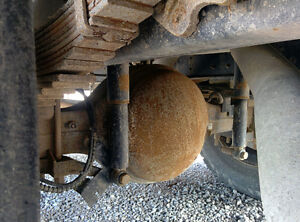 SPICER  21060S REAR  AXLE