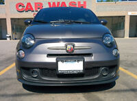 2014 Fiat 500c Abarth Convertible GQ Edition