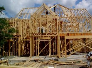 $ General contractor and framing contractor