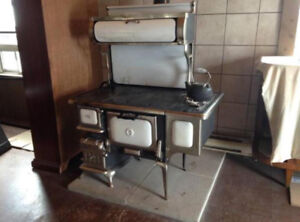 Antique Wood Burning Cookstove