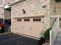 Garage door Repair and Installation