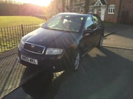 Skoda Fabia VRS 1.9 TDI 6 speed NEW MOT!!
