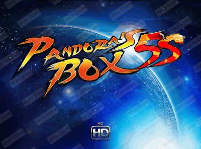 Pandora Box <1299 in 1> Jamma Arcade Video Games Board Classic Fighting Game Pcb