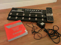Line 6 POD X3 Live guitar multi-effects interface