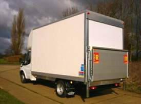 HOUSE/OFFICE REMOVALS MAN LUTON VAN MOVING HIRE DUMP/RUBBISH WASTE CLE