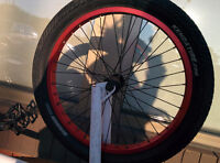 Kink whip bmx pretty good condition  looking to hear from you