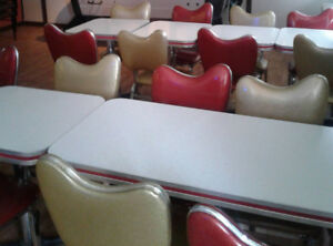 Retro Diner Chairs
