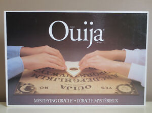 Ouija Board Game Parker Brothers Mystifying Oracle 100% Complete