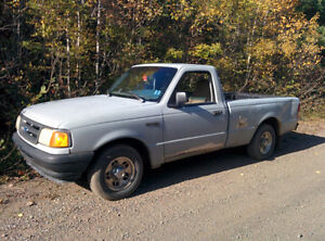 1996 Ford Ranger 2wd 5 speed