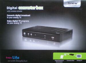 ❤  TV - Convertisseur numérique / Digital Converter Box