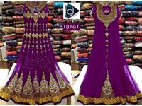 Indian Bollywood Ethnic Designer Anarkali Salwar Kameez Suit &Traditional SY0000