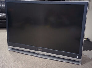 """Sony 50"""" Trinitron Wega HDMI"""