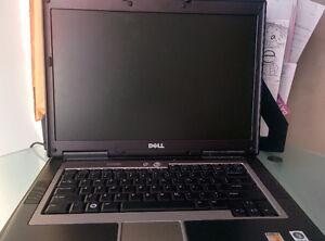 Portable DELL LATITUDE D531