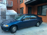 1995 Honda Civic Sedan, Nego.
