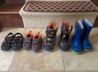 Shoe size 9 and 10