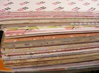 Huge Lot of Scrapbooking Paper and Kits