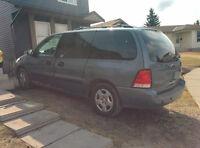 2004 Ford Freestar Minivan. Trades?