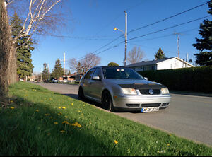 2003 Volkswagen Jetta Wolfsburg Edition Sedan - Willing to trade