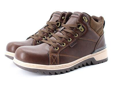 uk size 12 - supertrek ripple hiker walking hiking winter boot dark brown  Ripple Boot