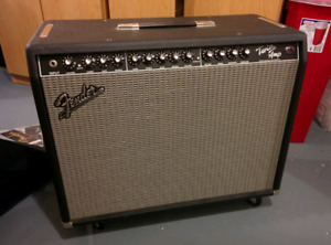 "Fender Twin Amp ""Evil Twin"""