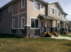 Brand new unit for rent in a trip plex on West End.