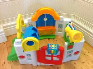 Fisher Price Activity Garden with multi-lingual telephone Mosman Mosman Area Preview