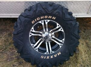 Can am Outlander Wheels and Tires