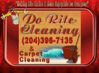 Cleaning & Carpet - Cleaning & Move In/Move Out Specialist