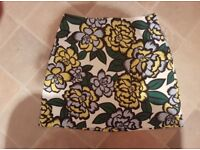 warehouse skirt size 10 worn once excellent condition