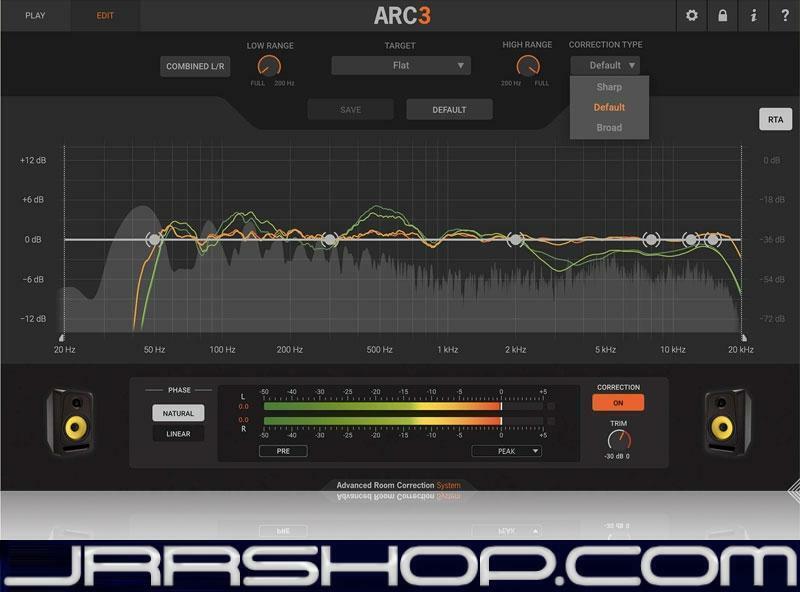 IK Multimedia ARC System 3 Software Edition Crossgrade eDelivery JRR Shop