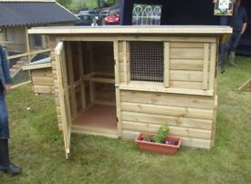 Traditional Chicken coup hen house brand new made to order