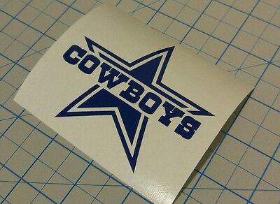 Dallas cowboys Decal Sticker Yeti, Rambler,Tumbler,Car,Truck Window buy2get1free