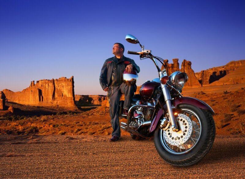 Eine Harley kauft man nicht von der Stange