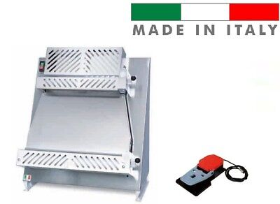 Pizza Dough Roller Sheeter 2 Pairs Of Rollers 20 Rolling Machine 110220v