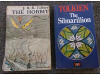 The hobbit & The Silmarillion