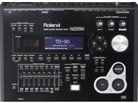 Roland TD30 Drum Module