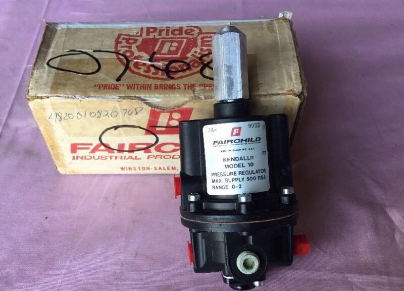 Fairchild Pressure Relief Valve SM-C-947902