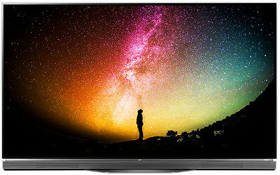 LG Electronics OLED65E6P Flat 65-Inch 4K Ultra HD Smart OLED TV - HDMI BUNDLE!