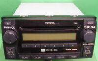 06 07 08 09 TOYOTA 4RUNNER P1803 STEREO JBL SYNTHESIS RADIO