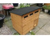 Chicken rabbit poultry house coop